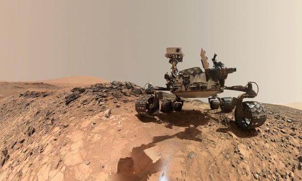Ученые подтвердили наличие метана на Марсе