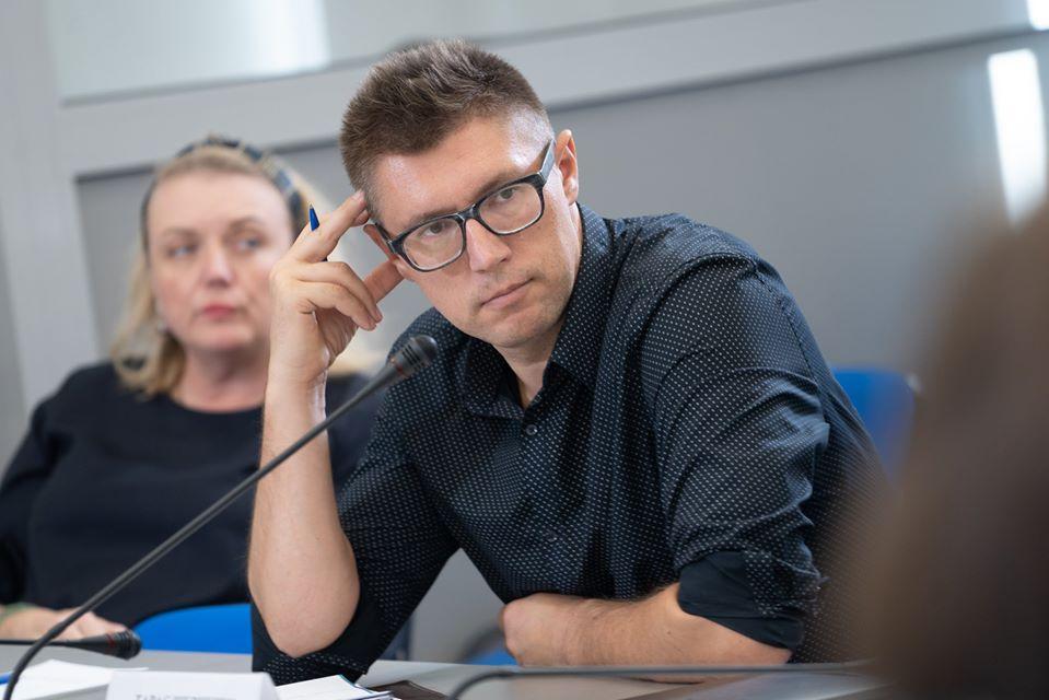 Кабмин назначил Тараса Шевченко замминистра культуры