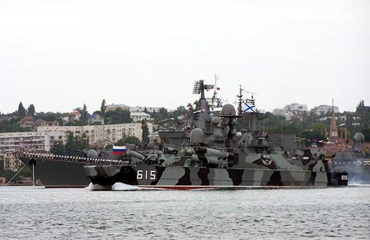 В Севастополе застрелился офицер Черноморского флота России