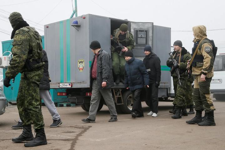 Украина передала  в ТКГ список на обмен пленными