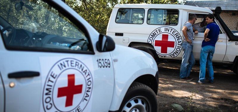 Германия выделила 8 млн евро на деятельность Красного Креста в Донбассе