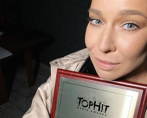 Украинская певица стала главным артистом десятилетия в России