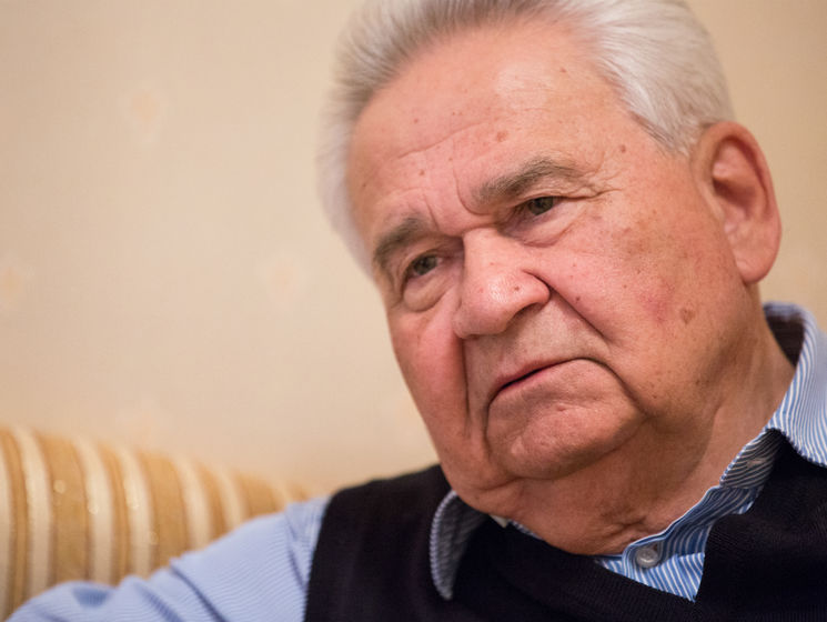 Витольд Фокин рассказал о возможности достижения мира в Донбассе до конца года