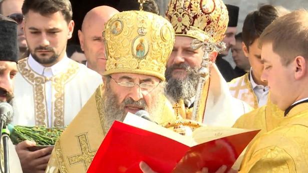 Глава УПЦ (МП) Онуфрий полетел в Черногорию молиться, чтобы власть не пр...