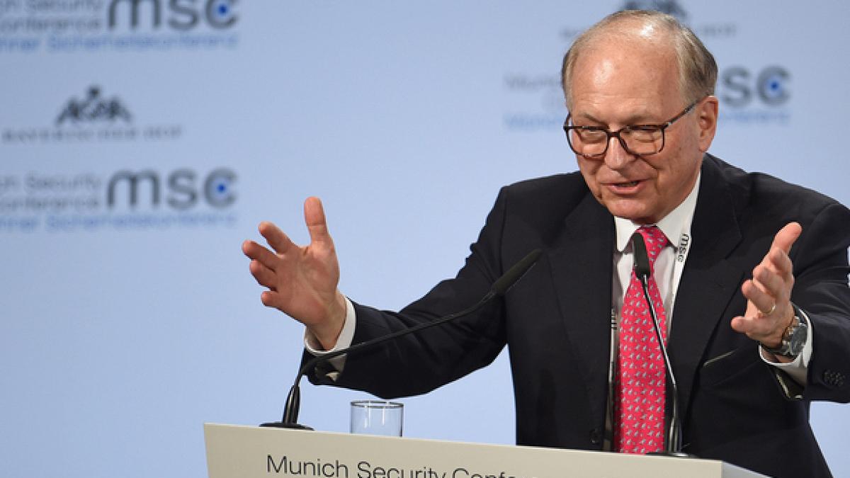 """""""Я  – ваш друг"""": глава Мюнхенской конференции объяснил  скандальный план..."""