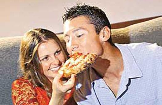 Для мужчин еда важнее секса, - австралийские ученые