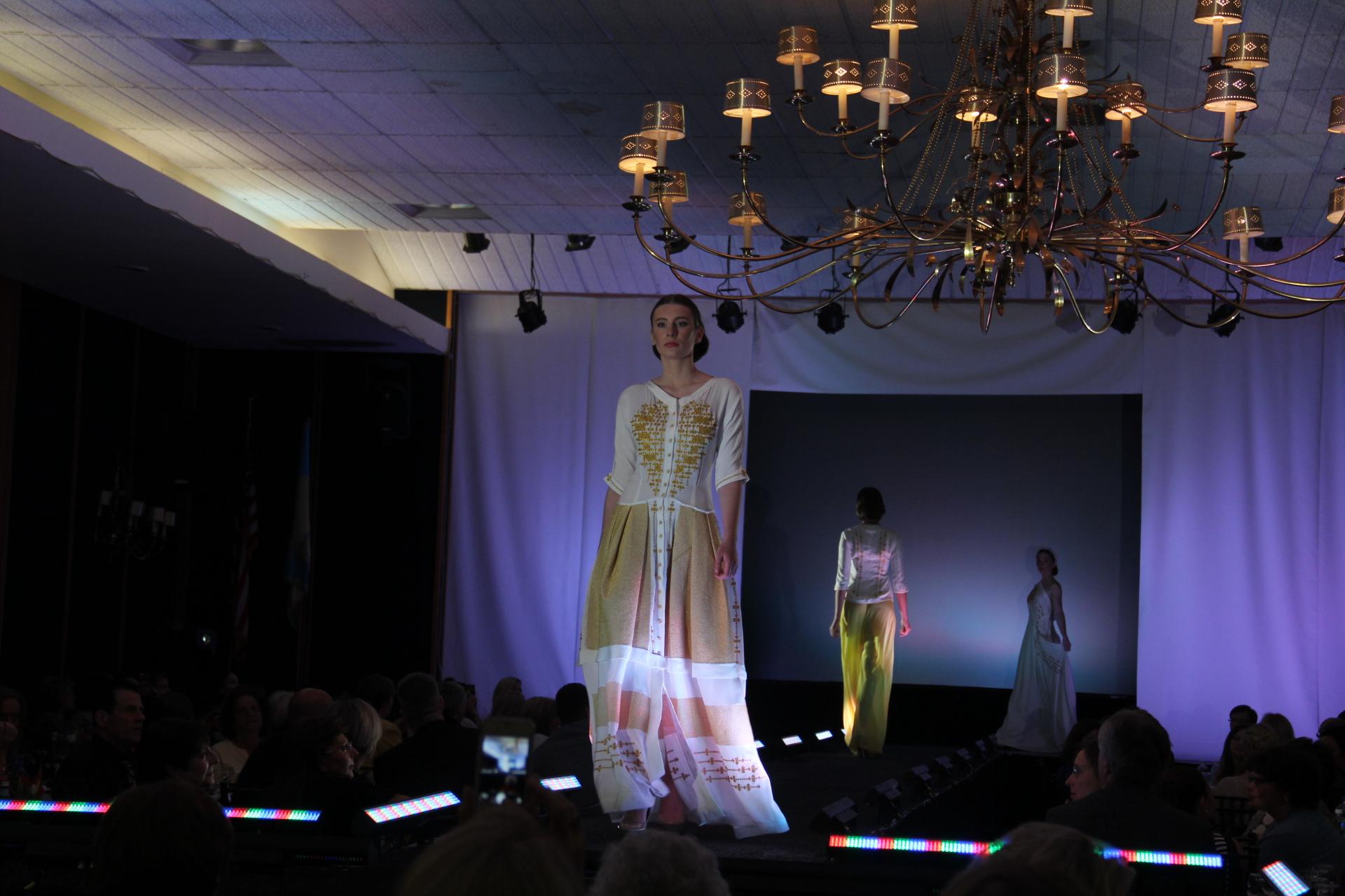Olena Dats' представила коллекции в пяти крупнейших городах США
