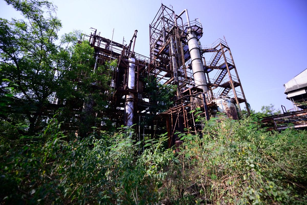 Бхопальская катастрофа, утечка газа в Бхопале, массовое отравление в Бхопале