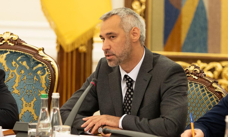 Рябошапка отреагировал на информацию о своей возможной отставке