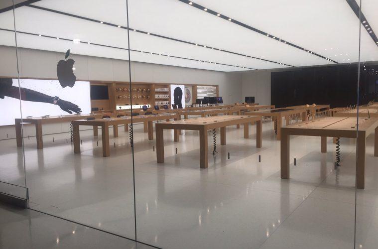 Apple обвинили в сканировании лиц посетителей своих магазинов