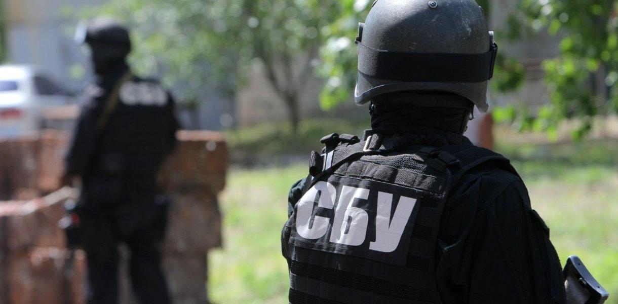 СБУ и полиция пришли в одно из подразделений Укргазвыдобування