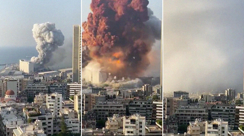 Трамп и американские военные считают, что Бейрут атаковали