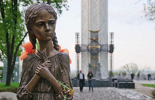 Сегодня - День памяти жертв Голодомора