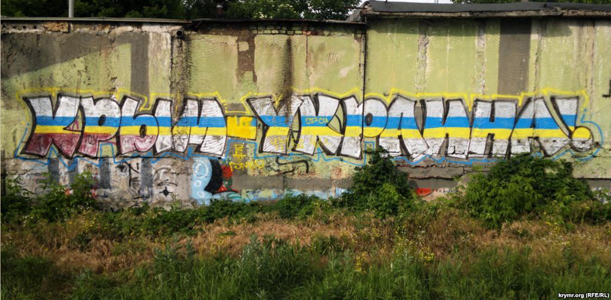 Все увидели, что Крым без Украины — ноль, — блогер Али Татар-заде