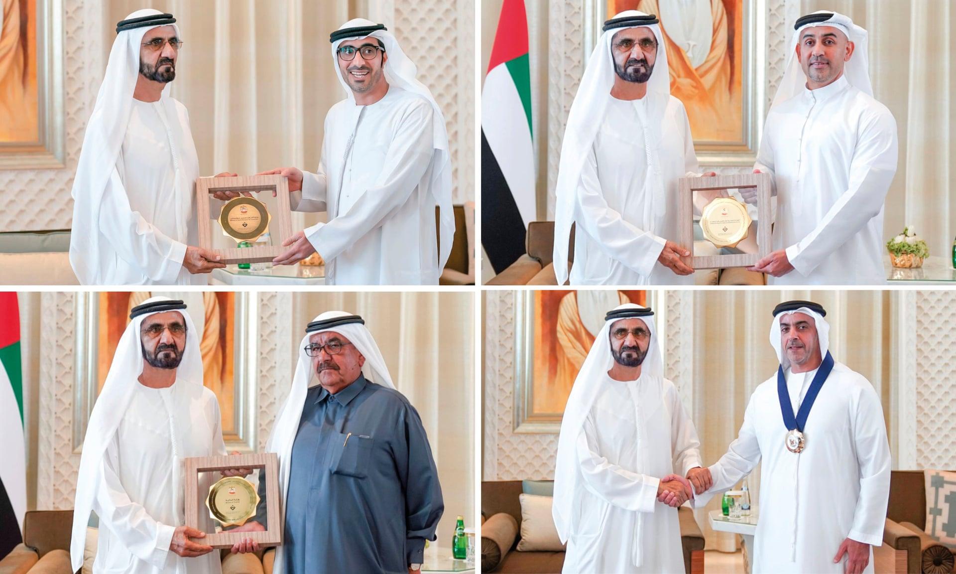 Главный полицейский ОАЭ получил премию за равенство полов