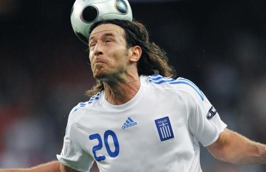 Накануне матчей с Украиной Греция потеряла одного форварда