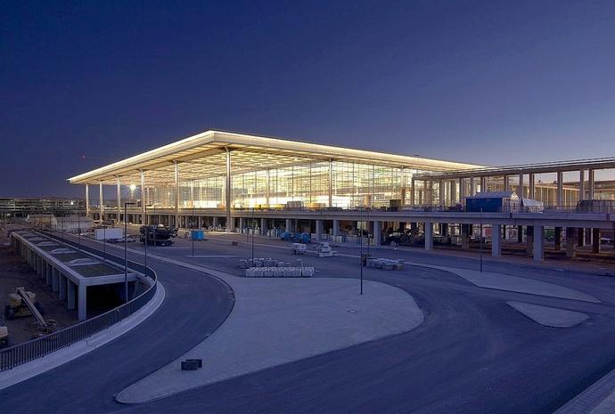 Кабмин выделил первые 200 млн гривен на строительство нового аэропорта