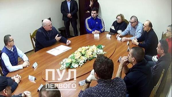 После встречи с Лукашенко двоих оппозиционеров выпустили из СИЗО