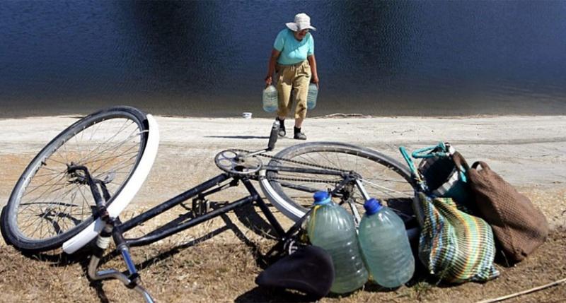 Крымская засуха. Зачем России украинская вода на оккупированном полуострове