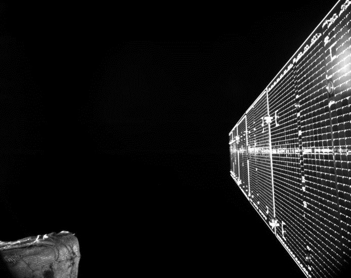 Аппарат BepiColombo сделал первые селфи по дороге к Меркурию
