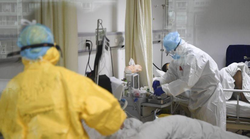 Коронавирус в Киеве: за сутки заболели 453 человека, еще 50 госпитализир...