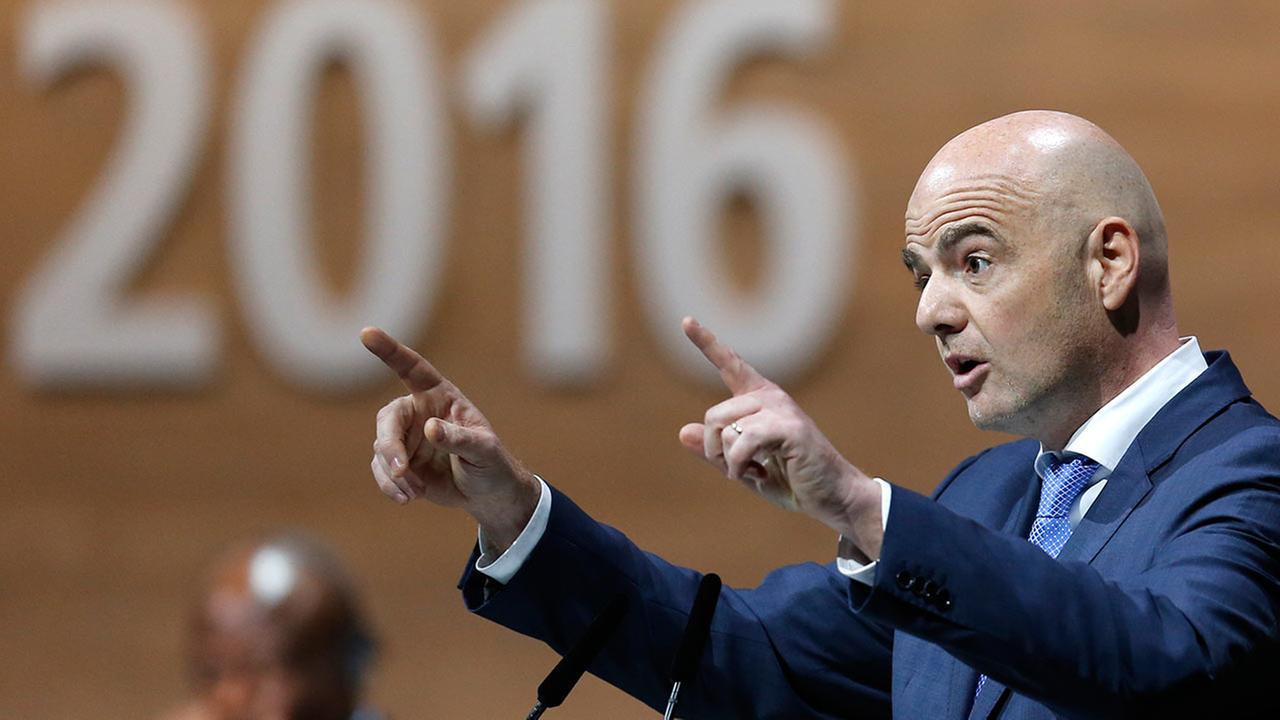 В Швейцарии возбудили уголовное дело против президента ФИФА Инфантино