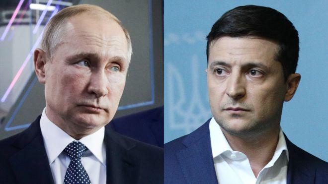 Встреча Зеленского и Путина в Париже будет неформальной, – Песков