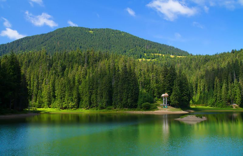 """""""Фокус"""" рассказывает о самых красивых национальных парках Украины"""