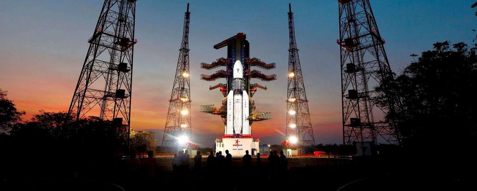 Индия не смогла стать четвертой страной, посадившей космический аппарат...