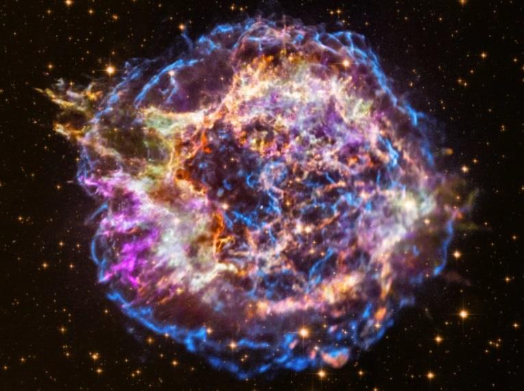 Взрыв сверхновой мог запустить один из ледниковых периодов на Земле, – у...