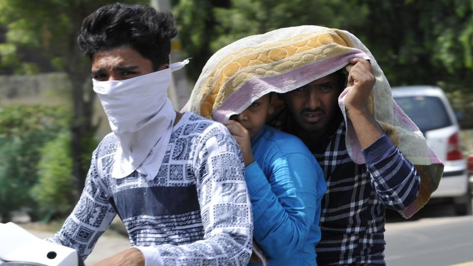 Один из крупнейших городов Индии остался без воды в рекордную жару