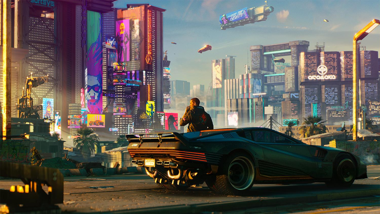 """Завтра разработчики """"Ведьмака"""" представят новую игру Cyberpunk 2077"""