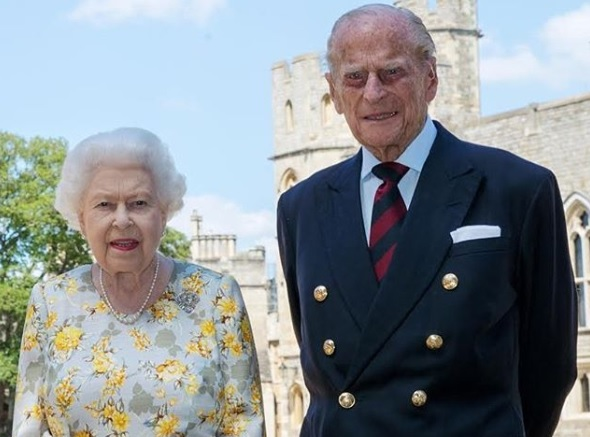 Принц Филипп отмечает свое 99-летие на карантине в Виндзорском замке