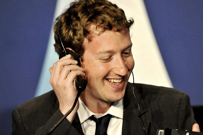 За год Facebook потратила 9 млн долларов на безопасность Цукерберга