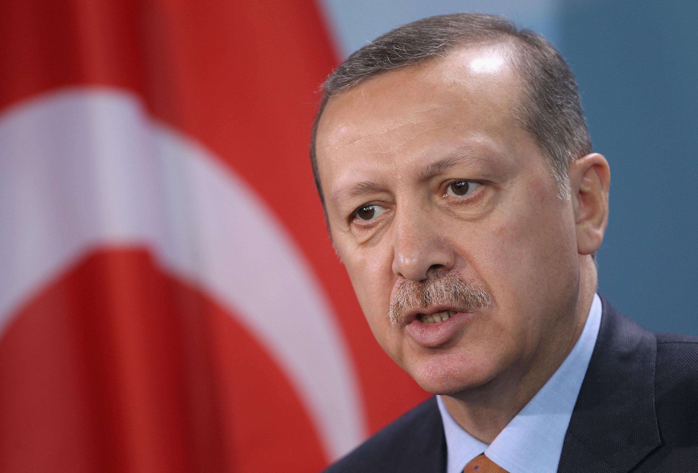 """Эрдоган: Турция готова реализовывать проект """"Турецкий поток"""""""