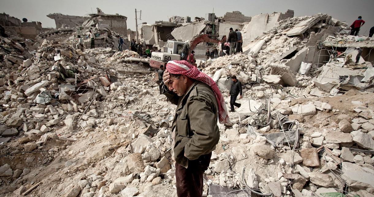В Сирии Асад позволил повстанцам эвакуироваться из районов боевых действ...