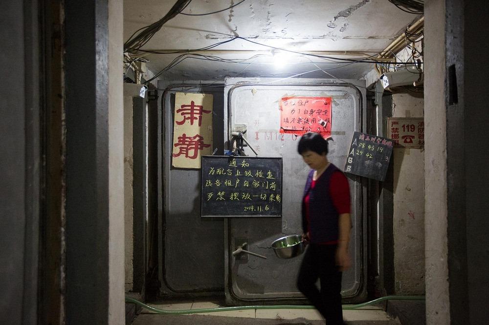 """""""Крысиное племя"""". Как более миллиона китайцев живут в бункерах времен хо..."""