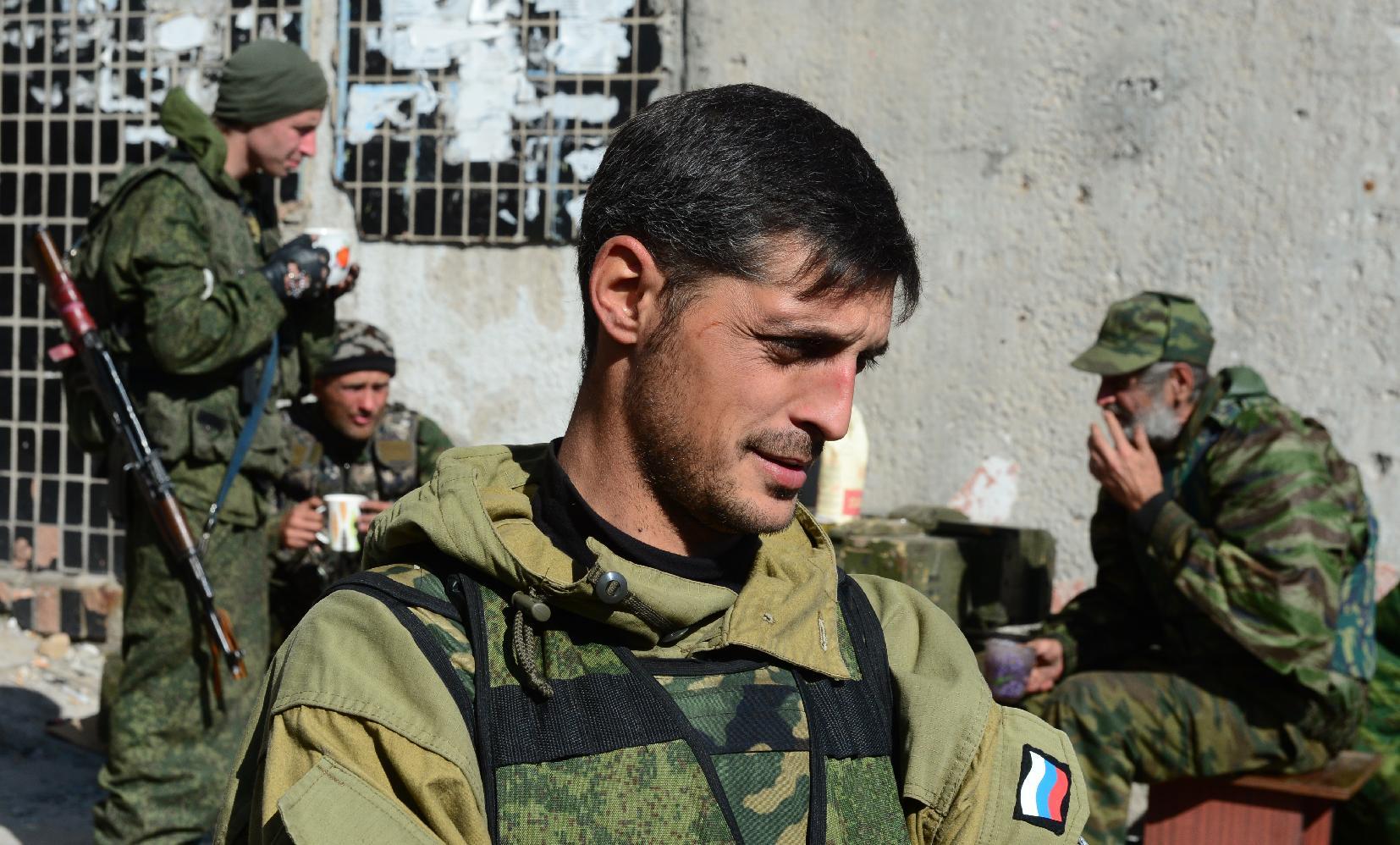 """Еще на одного главаря боевиков стало меньше: в Донецке убит """"Гиви"""""""