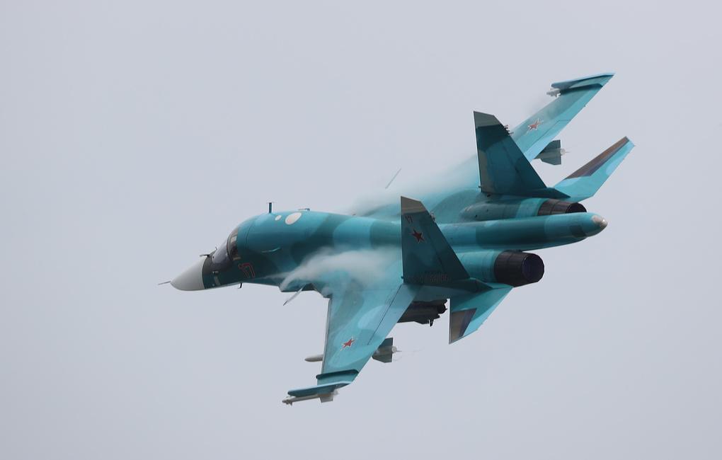 В России в небе столкнулись два истребителя