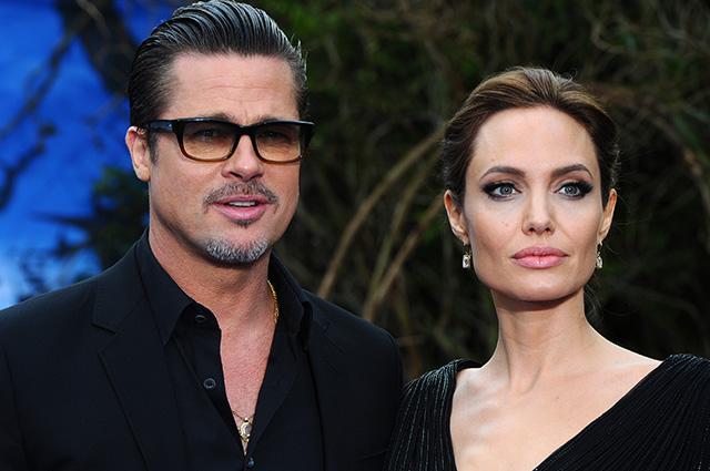 Анджелина Джоли и Брэд Питт развелись официально