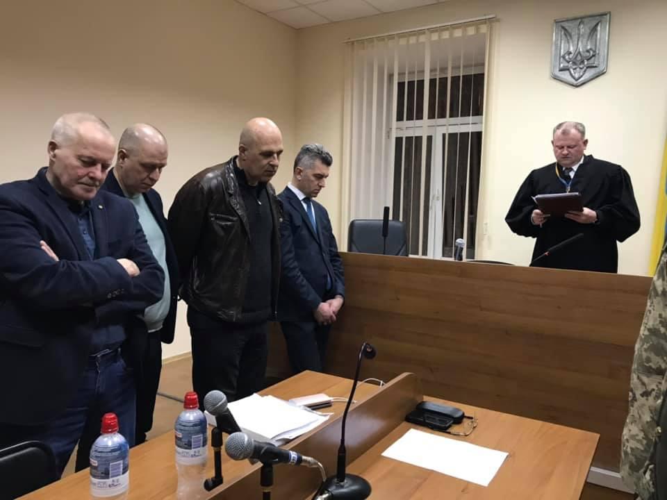 Суд продлил арест Владимиру Замане до 17 июня