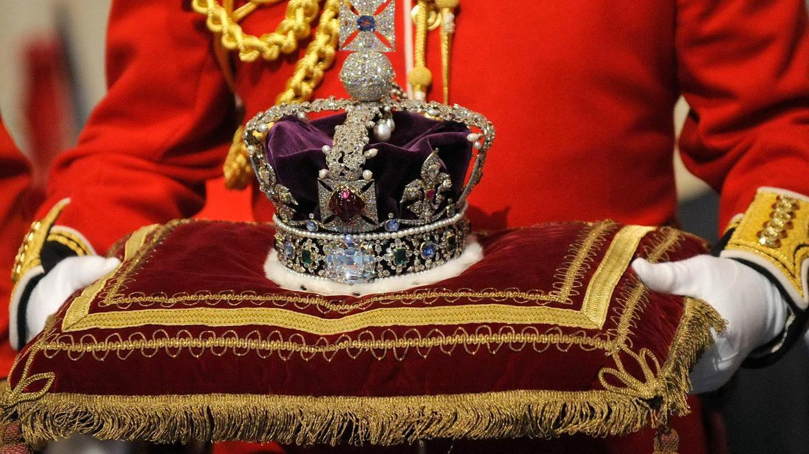 Драгоценный и уникальный: Куллинан из британской короны образовался глуб...