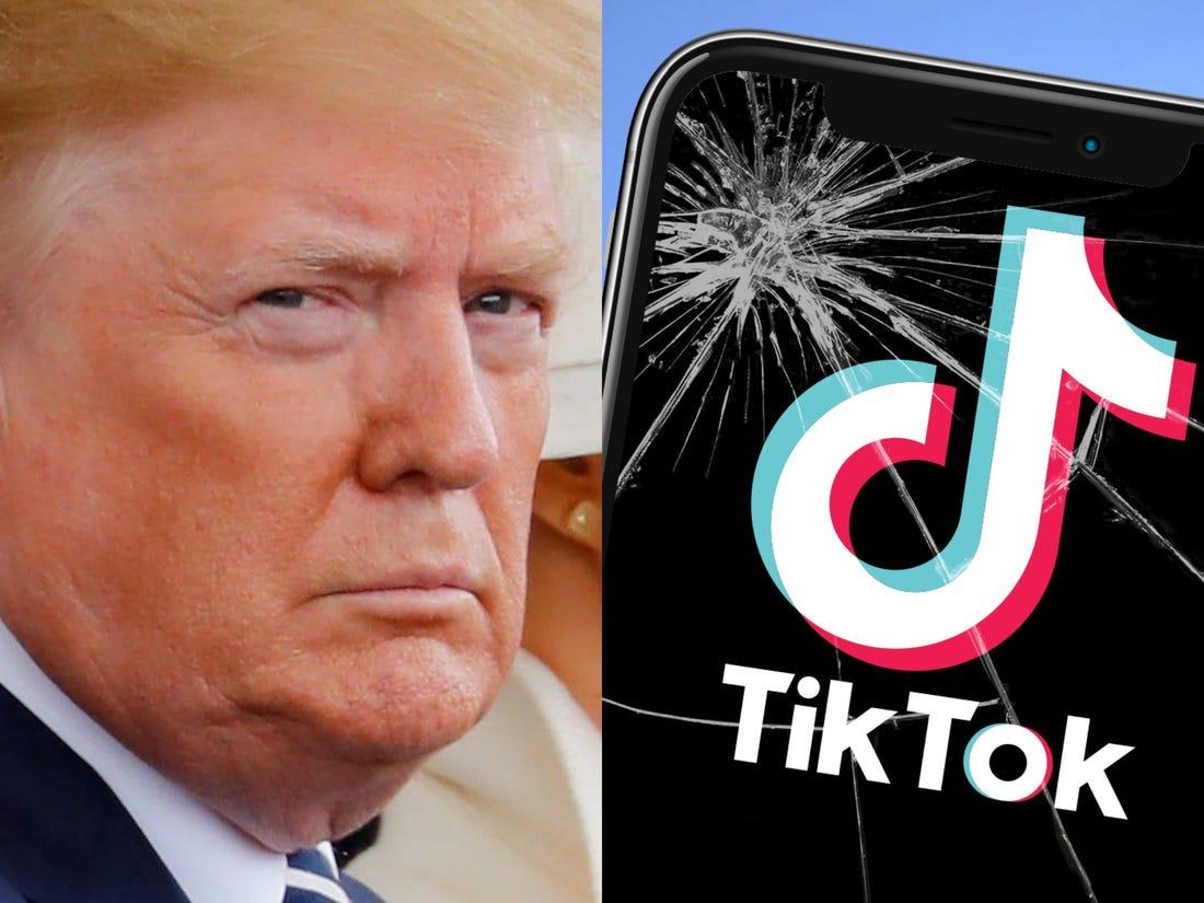 Американские сотрудники TikTok будут судиться с Трампом из-за блокировки...