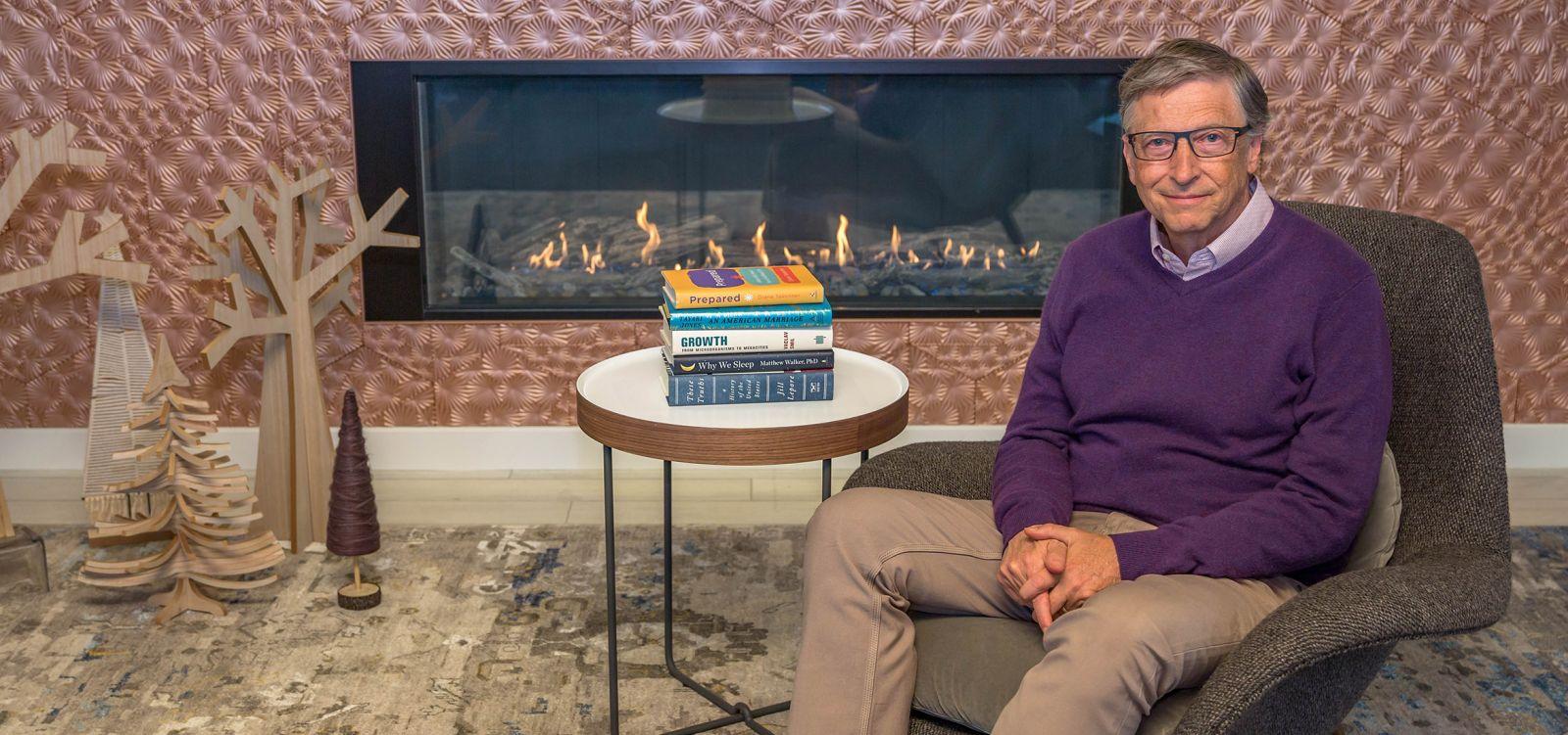 Наука о снах и спорная история США. ТОП-5 лучших книг 2019 года от Билла...