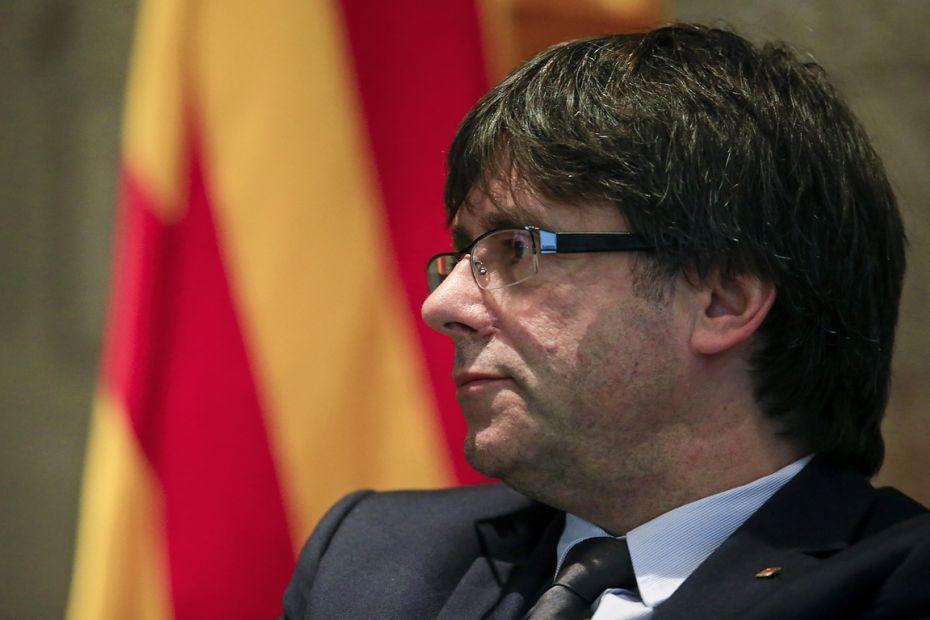 Германия отказалась экстрадировать Пучдемона в Испанию