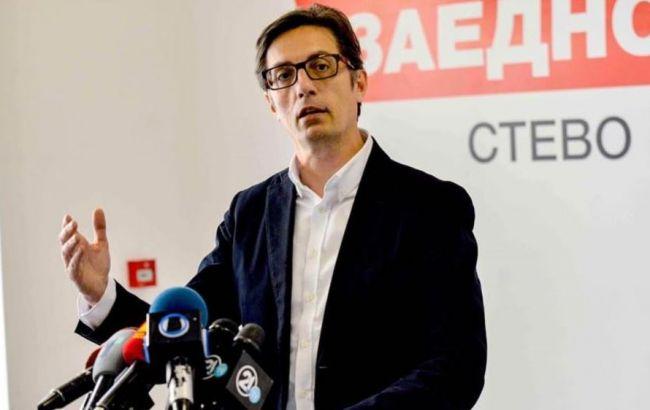 В Скопье состоялась инаугурация нового президента Северной Македонии