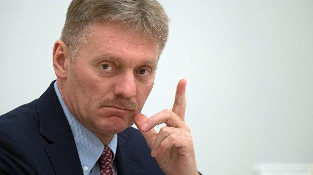 В Кремле отреагировали на слова Зеленского о вине СССР во Второй мировой