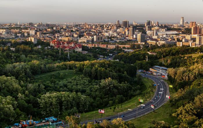 Киевсовет предоставил Протасовому Яру статус зеленой зоны