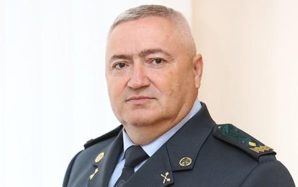 Зеленский назначил замглавы Пограничной службы