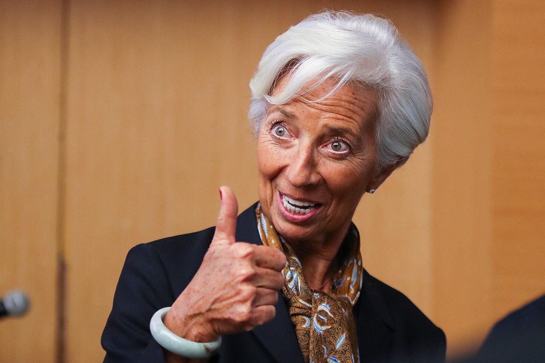 Женщина, которая спасла Украину. Чем запомнится экс-руководитель МВФ Кри...
